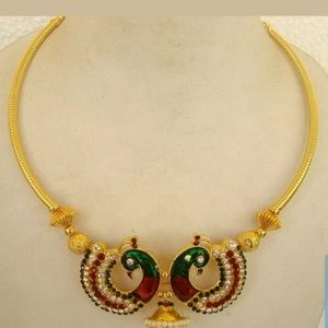 Brand new temple jewelry necklace for women